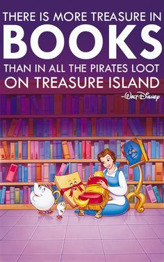 We think Belle would agree with Walt on this one!