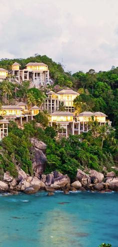 #Jetsetter Daily Moment of Zen: Banyan Tree Samui in Koh Samui, #Thailand
