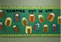 camping theme classroom pictures - Bing Images
