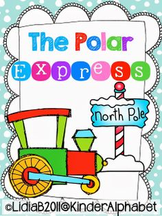 The Polar Express FREEBIE - pinned by @PediaStaff – Please Visit  ht.ly/63sNt for all our pediatric therapy pins