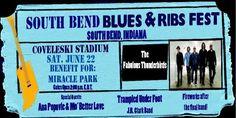 bend blue, rib, south bend