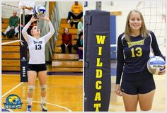 Wildcats Spotlight: Samantha McCarthy! Click to read about the student athlete and how she balances her schoolwork and her time on the volleyball court.