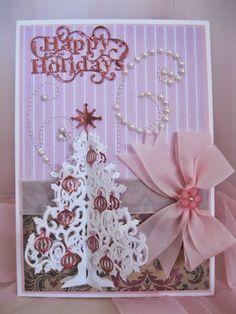 Spellbinders Holiday dies ...