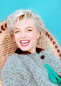 Marilyn Monroe by Milton Greene, 1954.