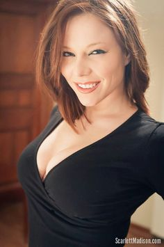 sexi secretari, beauti gorgeous, art, beauti redhead, women, scarlett madison