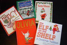 Our favorite Christmas books! (thesunnysideupblog.com)