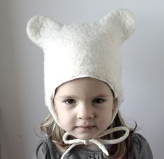 Bear Hat - Childs size $28