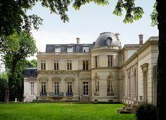 Musée Marmottan Monet, Paris.  Largest Monet collection in the world, including Soleil Levant.