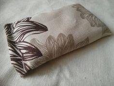 Organic Cotton Catnip Pillow  GOTS certified by OrganicKittyLand