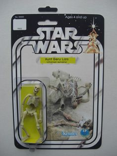 Custom Unproduced Star Wars Figures - Retronaut
