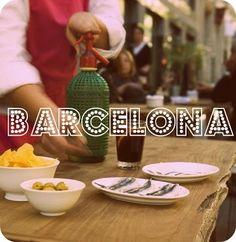 Barcelona & Vermut a la terrassa! #Catalonia