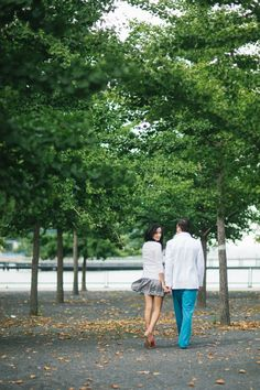 Robert and Stephanie | Hoboken NJ Engagement session » Raul Singson Photography