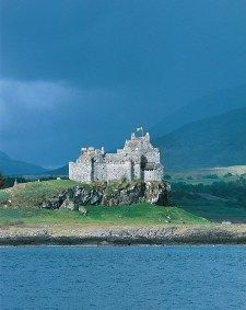 Duart Castle, Isle of Mull, Ancestral home of the McLean Family