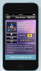 "This free Disney app is ""crammed full of helpful information!"" ~ @MomGetsReal #UndercoverTourist #Disney #Free #App"