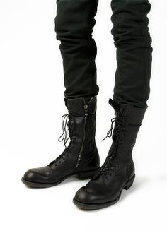 Julius Combat Boot