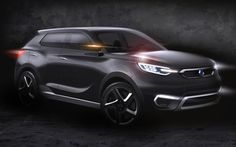 Crossover Concepts From SsangYong, Qoros to Bow at Geneva - WOT on Motor Trend