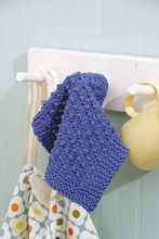 Fun dishcloths to #knit with the #Knook!
