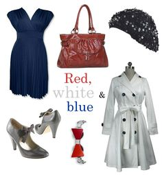 red white and Blue!