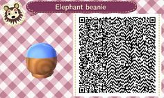 Keep your mayor's head warm in this hat designed by Jordin Sparks! #jordinsparks #acnl #acnlqr