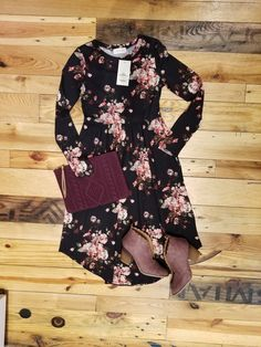 This floral midi is