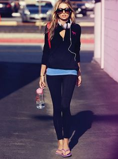 Yoga Legging - Victoria's Secret PINK® - Victoria's Secret