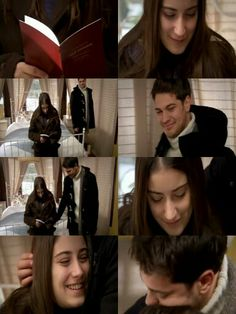 Feriha and Emir Kiss