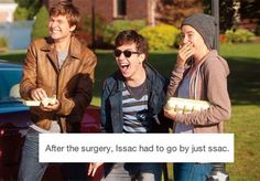 "Eye don't even know: | 21 Jokes Only ""The Fault In Our Stars"" Fans Will Understand"