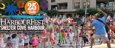 Join us for HarbourFest this year! It's our 25th Anniversary!