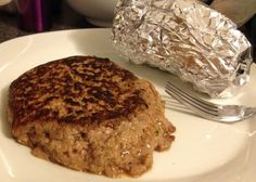 Chipotle Zucchini Bison Burgers (or any other type of ground meat)