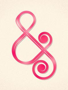 Ampersand #typography