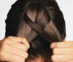 Fishtail... looks easy, but I can not do it.