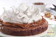 Torta brownie  Hacé click en la imagen para conocer su #receta