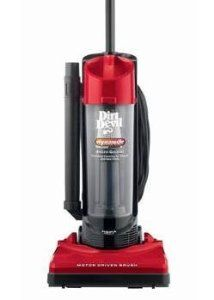 Dirt Devil Dynamite Bagless Upright Vacuum Cleaner with On-Board Tools - M084650RED Review