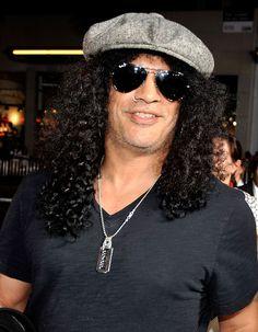 Slash Long Curls