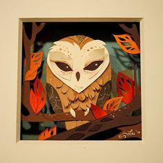 Owl for Dream Big