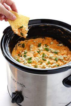 13 Slow-Cooker Dips So Delicious You Might Actually Enjoy FootballSeason