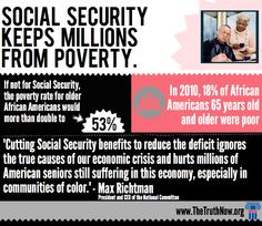 """""""America's Wealth Divide Continues: Cutting #SocialSecurity & #Medicare Will Make it Even Worse"""" (click through to read more)"""