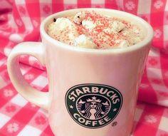 Homemade Starbucks Peppermint Mocha