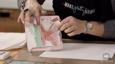 #HeidiSwapp Butterfly Layering Stencil Card video tutorial #HeidiSwappHelloToday