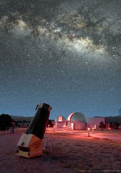At 6,800 feet in altitude, McDonald Observatory atop Mt. Locke in Ft. Davis, Texas, enjoys some of the clearest and darkest skies in the continental United...