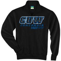 Product: Concordia University Wisconsin 1/4 Zip Fleece $48.00