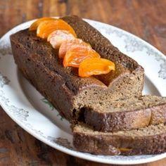 Persimmon Gingerbread HealthyAperture.com