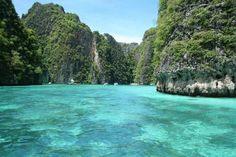 Koh Phi Phi Ley, Thailand