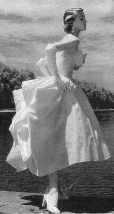 Jean Patchett, 1950