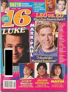 any former tiger beat/16/teen beat/bop magazine readers out there?