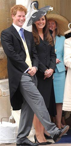 Prince Harry and Kate