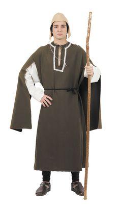 Disfraz de #campesino o escudero #medieval