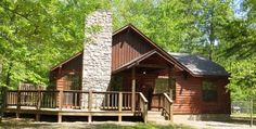 Whisperwind #Cabin in Broken Bow has it all. Stay here and enjoy two bedrooms, a hot tub, wrap around deck, fire pit and more. Book your stay in southeastern #Oklahoma with tranquil surroundings.