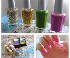 how to make nail polish: add a few 4.5mm BBs (aka: nail polish mixing beads)  to shake and mix the polish easily.