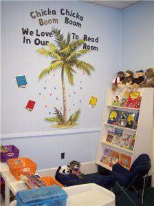 a fun and creative reading corner :)